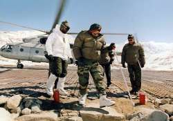 india pak for early resolution of siachen dispute says