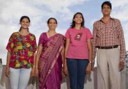 kulkarni s to set world record of tallest family