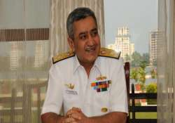 indian navy aiming for technological self reliance admiral