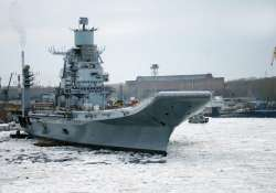 indian navy s ins vikramaditya faces embarrassing glitches