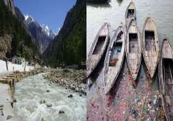 journey of river ganga from purest to the dirtiest river of