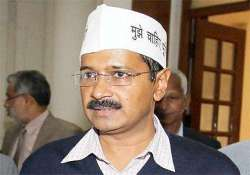 kejriwal warns delhi police demands suspension of 2 shos 2