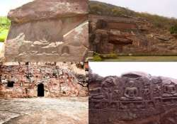 know more about the mysterious sonbhandar caves of bihar