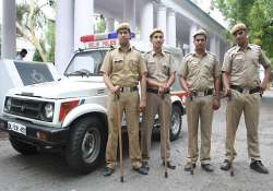 lathi charge is history delhi police get softer batons