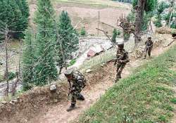 loc attacks india pak officials on hotline martyrs bodies