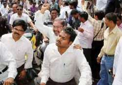 4 000 mw power supply affected due to telangana crisis