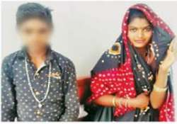 mad in love 12 year old boy elopes with 19 year old girl in