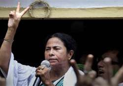 mamata to be elected tclp leader on sunday
