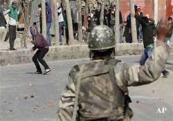 man injured in stone pelting incident dies toll in clashes 5