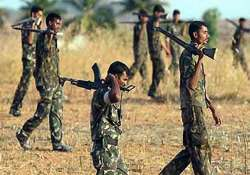 maoists planning to attack soft targets in chhattisgarh