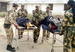 maoists fire at iaf helicopter in chhatisgarh 2 crpf jawans