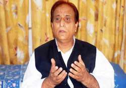 maverick up minister azam khan compares his buffaloes with