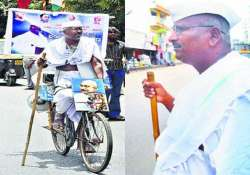 meet the indian man who contest lok sabha polls within rs