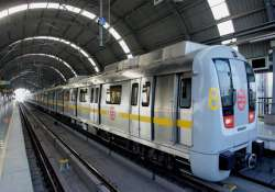 metro services to be partially hit on monday