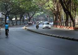 mumbai streets empty as people watch wc final