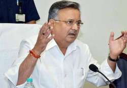 my government is working honestly chhattisgarh cm