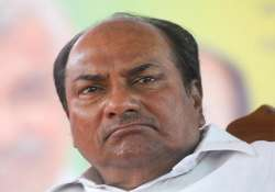 negotiations on to solve chinese incursion issue antony