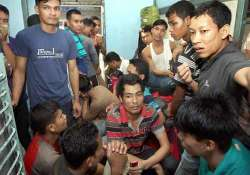 no direct threats only rumours prompted return returnees
