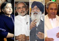 non congress cms give stiff opposition to centre on nctc