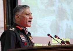 nukes are for strategic purposes only army chief