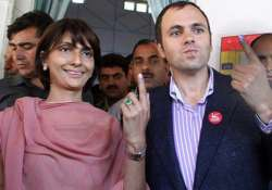 omar abdullah says he wife payal have separated denies
