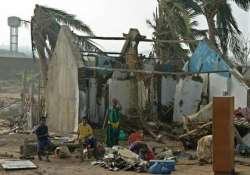 one killed more than 1400 houses damaged in agartala cyclone