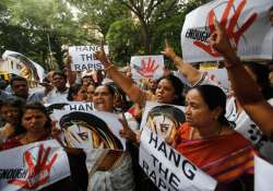 photojournalist gangrape case defence lawyer accuses police