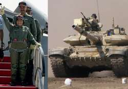 pratibha patil is first indian president to ride t 90 tank