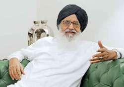 punjab cm seeks rs 2 330 cr central aid in view of deficit