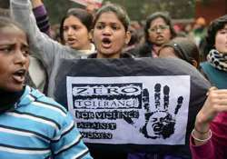 rape incident protesters demand dsp s removal