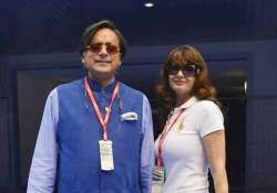 read the joint statement by sunanda shashi tharoor a day