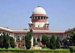 sc asks centre states to make functional cbi courts- India Tv