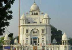 sgpc forms separate sub committee for haryana