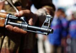ssb soldier shoots two colleagues in kashmir