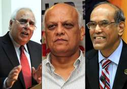 sibal rubbishes jailed former telecom secy s charges