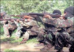 special commandos deployed for anti naxal operations in