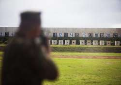 state govt to construct baffle firing ranges in all zones