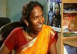 swapna becomes the first transgender to take a civil