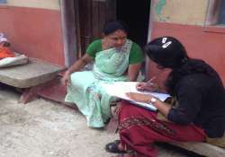 telangana completes massive household survey in a single day