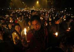 thousands mourn gang rape victim with peaceful street