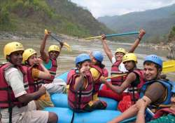 top 10 spots for river rafting in india