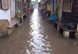trains cancelled diverted due to flooded tracks in andhra