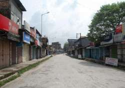 two killed in statehood violence in assam curfew continues