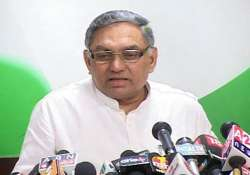 upa govt followed nda policy on telecom licenses says cong