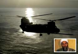 us choppers on osama mission had crossed into indian air