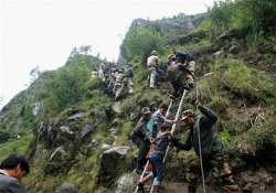 uttarakhand women mountaneers become saviours