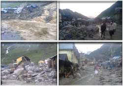 watch in pics kedarnath after the devastating rains