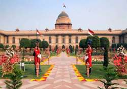 watch rare pictures of rashtrapati bhavan