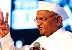 will be at ramlila once ls polls announced says hazare