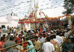 with navratras onset devotees throng himachal temples